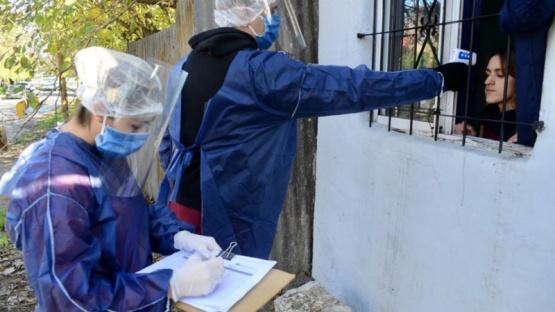 Coronavirus en Argentina: confirman 121 muertes y 4.890 casos positivos
