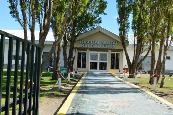 Hospital Militar.
