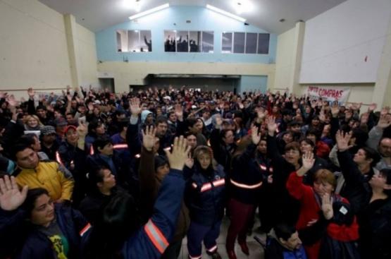 SOEM reiteró el pedido de paritarias al Municipio
