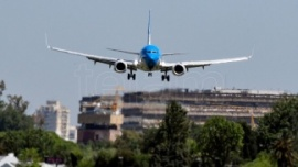 Aerolíneas Argentinas vuelve a volar a Nueva York