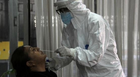 Coronavirus: confirmaron 120 nuevas muertes y 5.939 contagiados