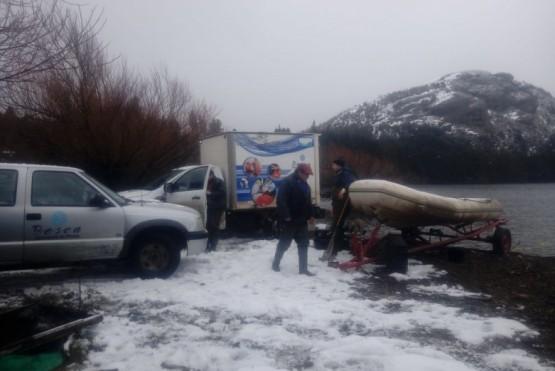 Pesca Continental realiza campaña de desove