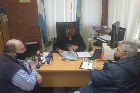 Gobierno trabaja para impulsar proyectos productivos en Facundo