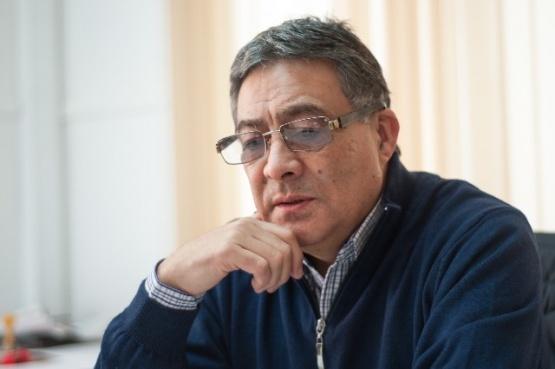 Arq. Héctor Aburto (Foto L.F.)