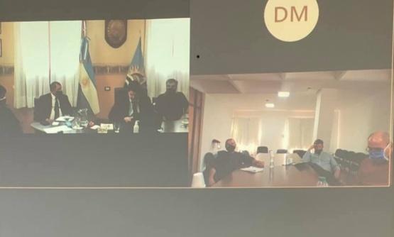 Reunión del Consejo del Salario.Sa