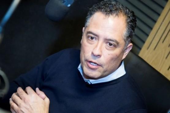 Eugenio Quiroga (foto archivo TiempoSur).