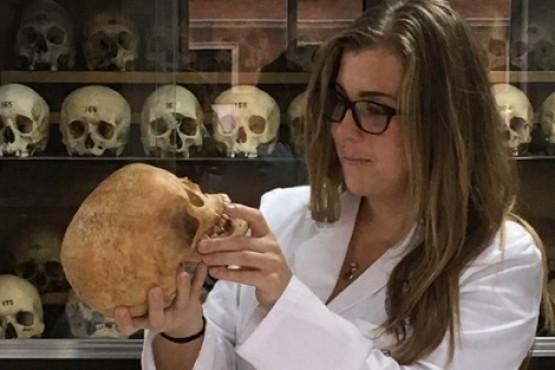 """Hoy se realizará la capacitación """"La Historia Escrita en los Huesos"""""""