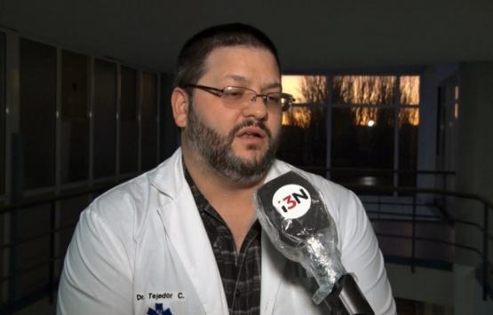Hay más de 10 pacientes internados en Río Grande