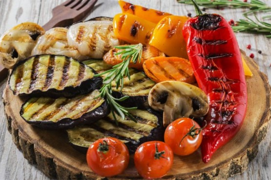 7 errores que hay que evitar a la hora de hacer verduras a la plancha