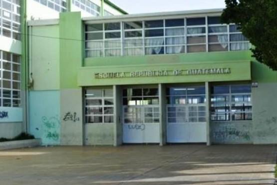 Colegio Guatemala.