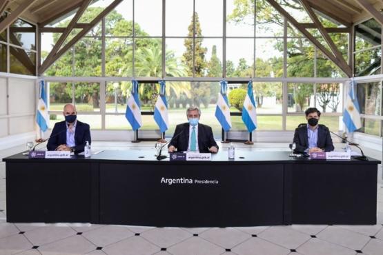 Alberto Fernández anunció extensión de la cuarentena hasta el 16 de agosto