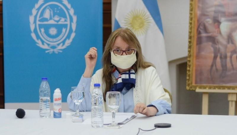 Alicia se refirió a las medidas que regirán a partir del 1° de agosto en Río Gallegos
