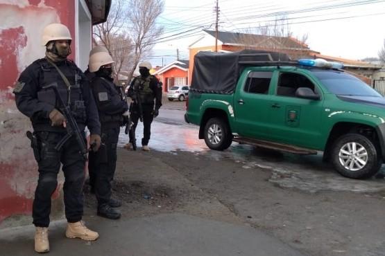 Las Fuerzas Especiales estuvieron a cargo del ingreso táctico.