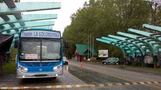 Se reactivó el transporte público