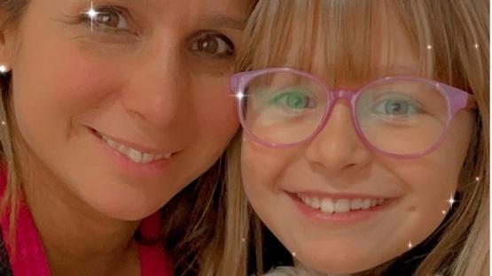 Fernanda Vives denunció a un pedófilo que apareció en las redes de su hija