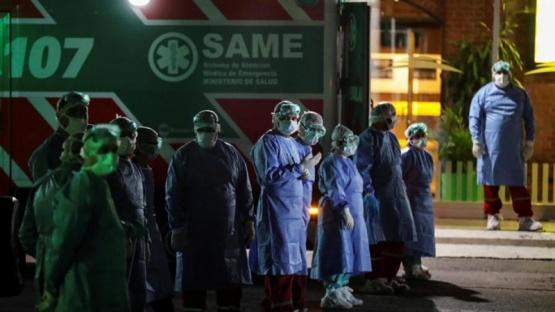 Coronavirus en Argentina: 53 muertes y 5.241 contagios