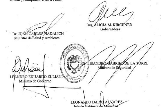 Se firmó el Decreto 891/20 que establece medidas especiales para 4 localidades