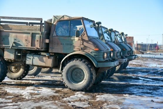 Municipio y Ejército Argentino continúan con el trabajo articulado