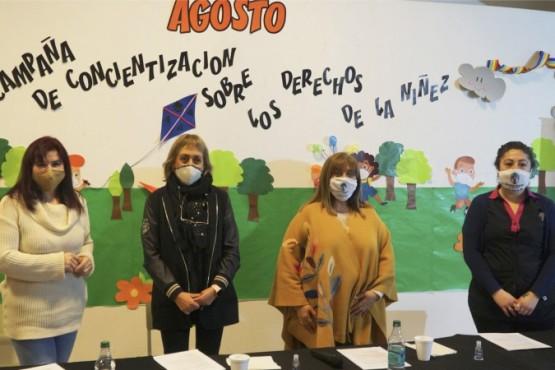 Impulsan campaña sobre los derechos del niño, niña y adolescente durante el mes de agosto