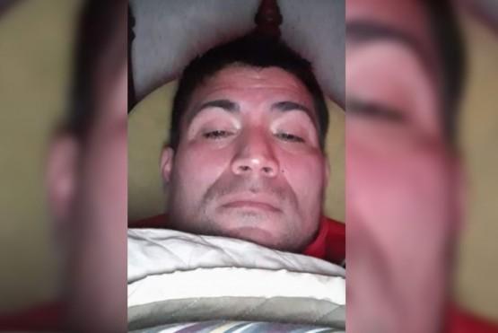 Buscan a Javier Antonio Aguilera