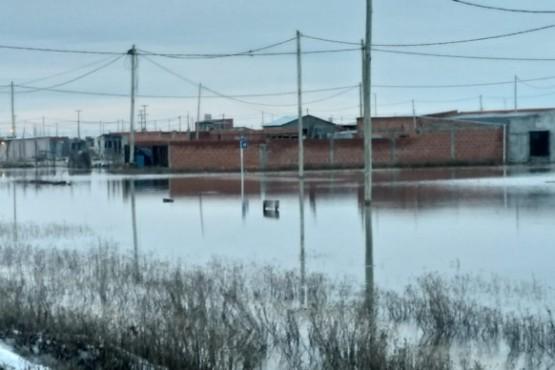 La subsecretaria de Abordaje Territorial habló de las inundaciones