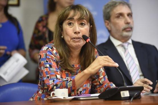 Roxana Reyes. (Foto Parlamentario)