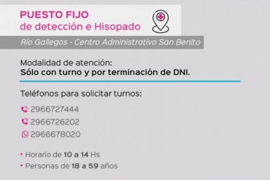 Se hacen testeos en el Centro Administrativo San Benito y el predio del Colegio Guatemala