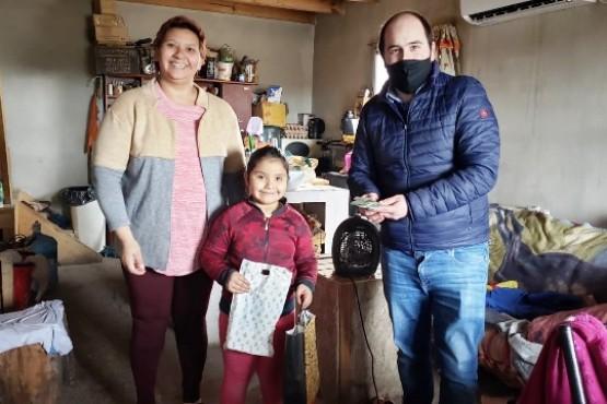 En Perito Moreno aún se pueden utilizar los billetes de 5 pesos