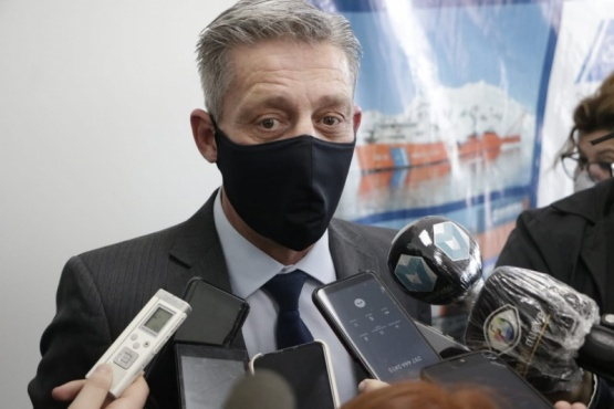 """Arcioni aseguró que """"el pago de salarios será prioridad"""""""