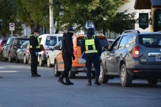 Río Gallegos: Por qué que es inconstitucional la multa por circular luego de las 17:00