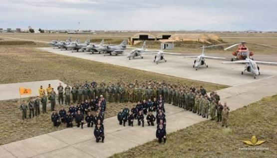 Se abrieron las inscripciones para soldado voluntario de la Fuerza Aérea Argentina