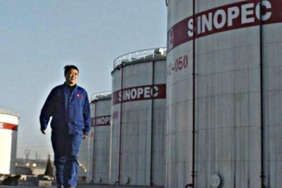 Sinopec informó que el trabajador que sufrió un accidente muestra mejorías