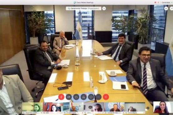 Provincia participó de Reunión Plenaria del Consejo Federal del Trabajo