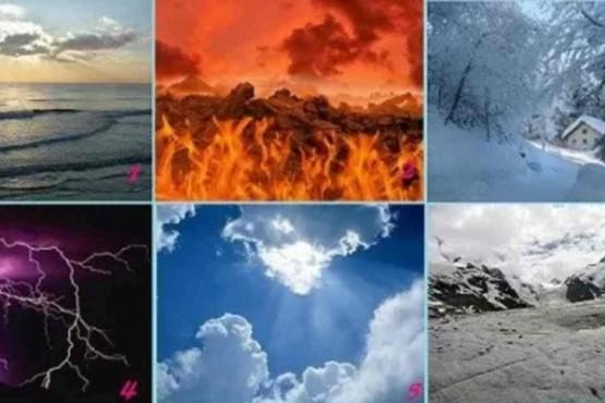 """""""¿Qué ves en el horizonte?"""": elegí una imagen y descubrí tu personalidad"""