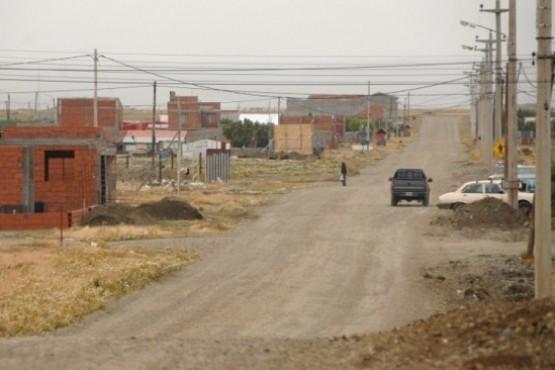El barrio logró ser anexado al ejido urbano