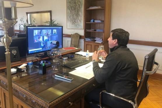 Daniel Arroyo habló de los ejes centrales de la política social para el extremo sur argentino
