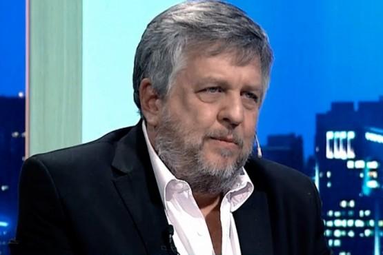 Carlos Stornelli, fiscal federal a cargo de la Fiscalía Nacional N°4.