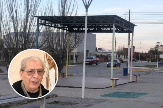 Vecino pago 3 mil dolares por un monumento de San Martín y lo donará al municipio