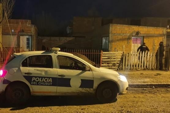 Policía irrumpió en una fiesta y había menores de edad