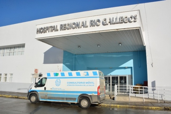 Hospital Regional (Foto archivo).