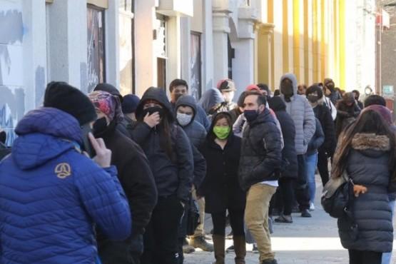 Alarma en Magallanes: por cada positivo de Covid-19 se están contagiando hasta cuatro personas