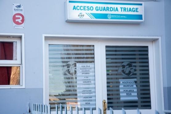 """Río Gallegos es una de las tres zonas del país con """"más tensión en el sistema sanitario"""""""