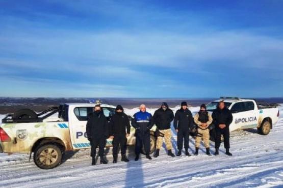 Las Divisiones Operaciones Rurales trabajan en la prevención y asistencia