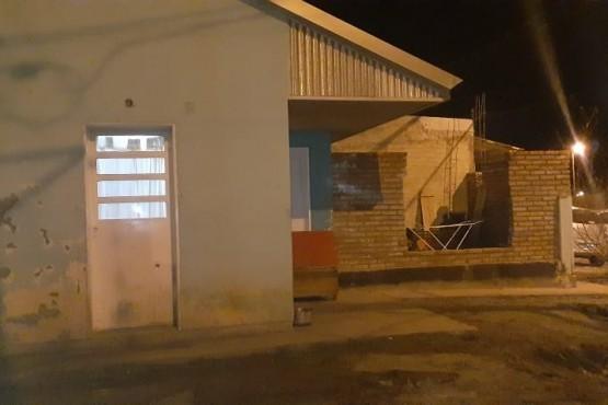 Un hombre efectuó disparos contra una vivienda