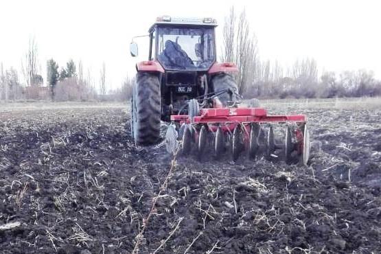La Municipalidad sigue acompañando a productores