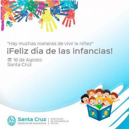 Santa Cruz se suma para proponer una nueva manera de ver las infancias