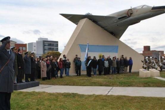 Incorporación de soldados voluntarios a la Fuerza Aérea Argentina