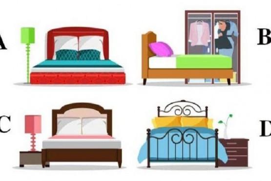 ¿En qué cama dormirías?: el test de personalidad que revelará tu estilo de vida