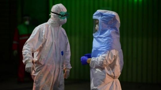 Confirman 159 muertes y 7.369 casos positivos en Argentina