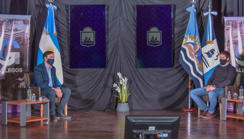 Con una presentación virtual, Intendente Grasso anunció plan de acción para la ciudad